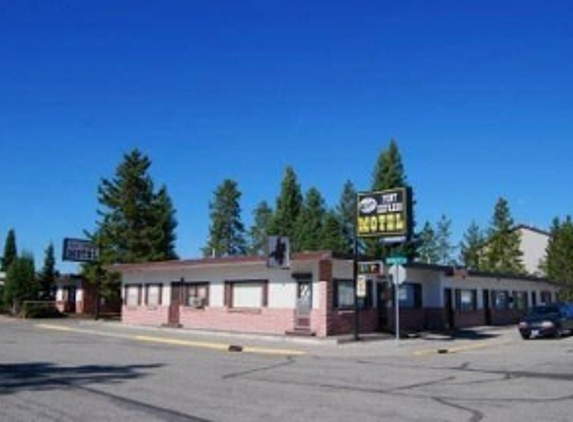 Pony Express Motel - West Yellowstone, MT