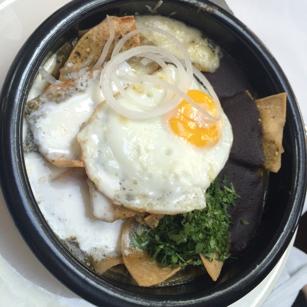 Cala Restaurant - Chilaquiles