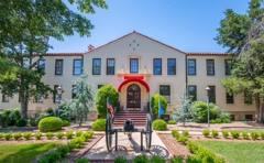 IHG Army Hotels Comanche House-Historia