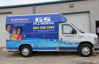 GS Plumbing - Greenville, SC