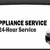 Dependable Appliance Service