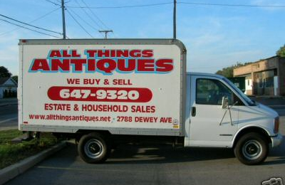 All Things Antiques & Collectibles - Rochester, NY