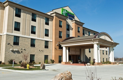 Holiday Inn Express & Suites Urbana-Champaign (U Of I Area) - Urbana, IL