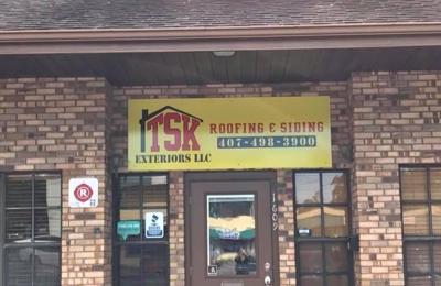 TSK Exteriors, LLC - Saint Cloud, FL