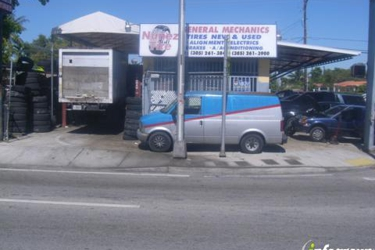 Nunez Tire