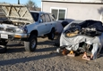 DM Automotive Mobile Mechanic - Phelan, CA. my engine in a 1,000 pieces sits on hood of car AND HEADS left in dirt