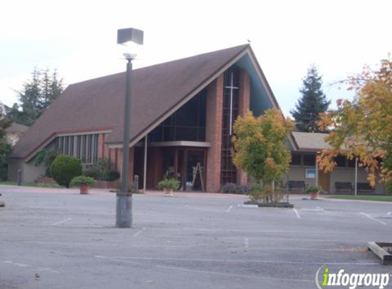 First Christian Church Of Palo Alto -Disciples Of Christ - Palo Alto, CA