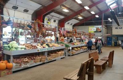 Western North Carolina Farmers Market - Asheville, NC