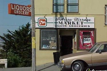 Potrero Terrace Market