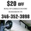Roll up Garage Doors Rosharon TX