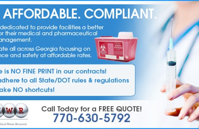 Healthcare Medical Waste Removal LLC - Locust Grove, GA