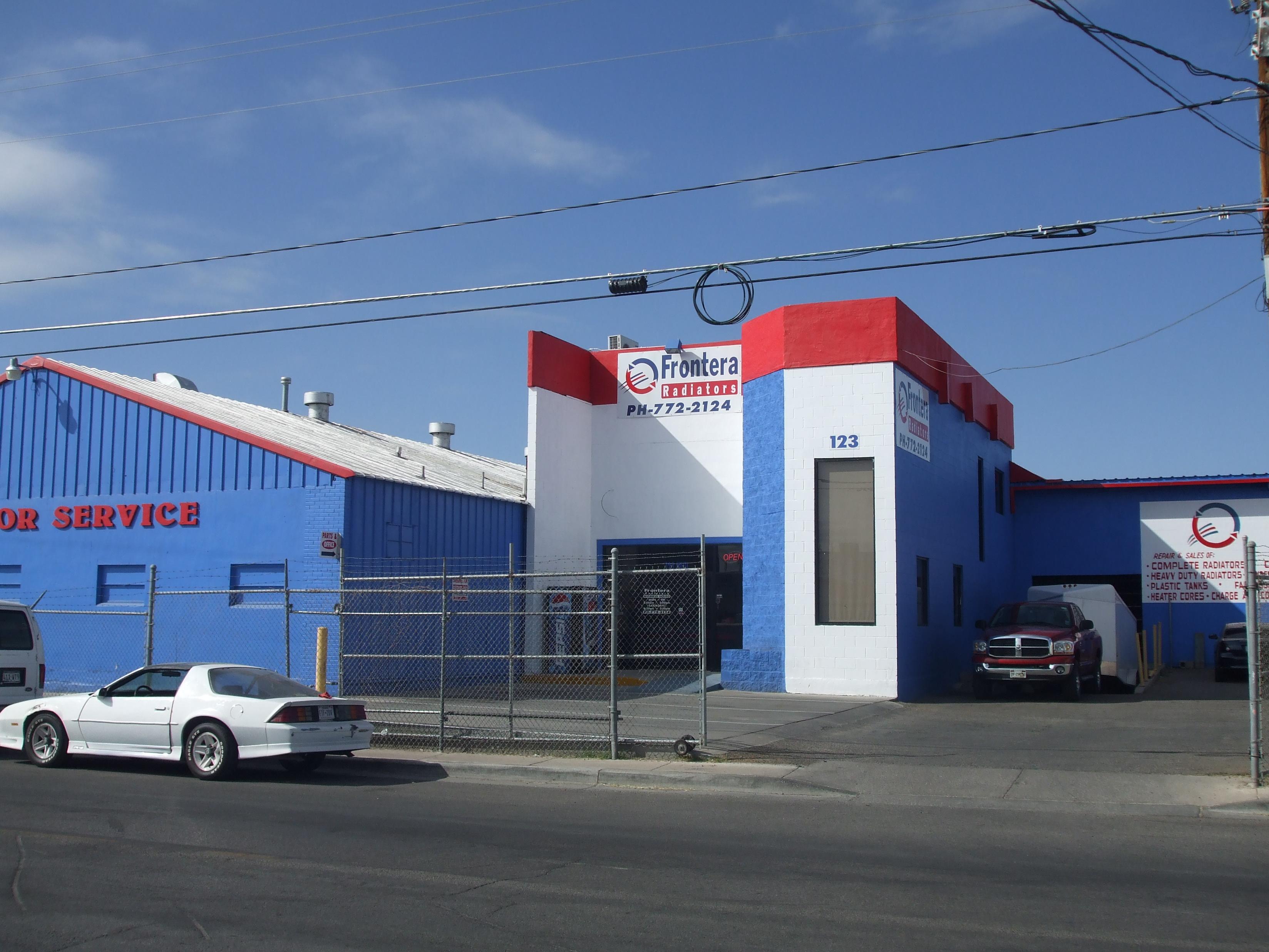 Frontera Radiators Amp Parts 123 Chelsea St El Paso Tx