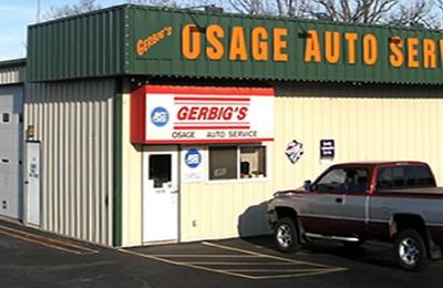 Gerbig's Osage Auto Service - Osage Beach, MO