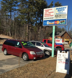Albany Auto Tire & Transmission - Conway, NH
