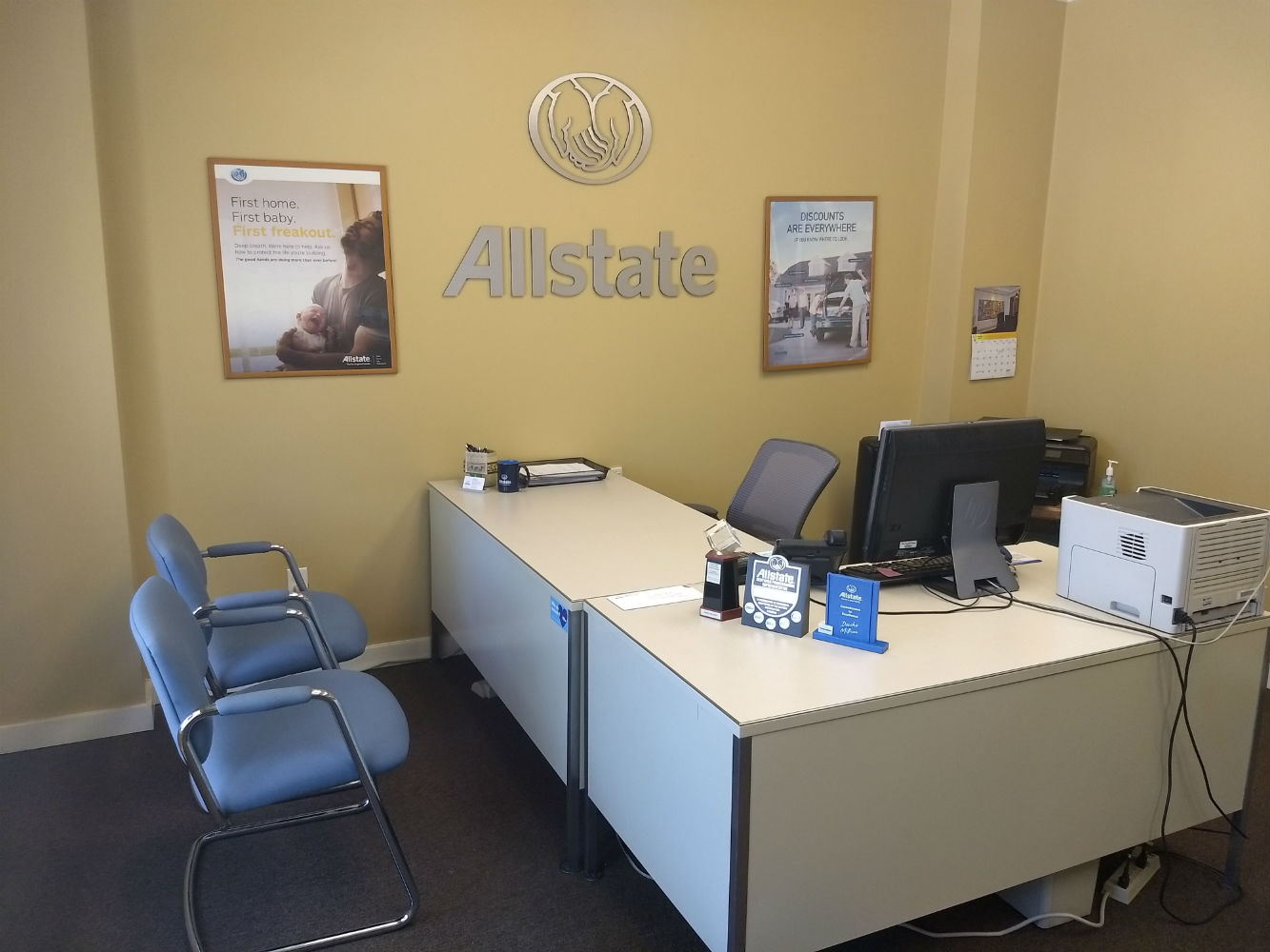 Allstate Insurance Agent Brian Hinshaw 5800 S Lewis Ave