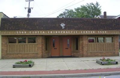 Ciotta Chiropractic Center - Cleveland, OH