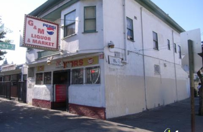 G & M Market & Liquor - Oakland, CA