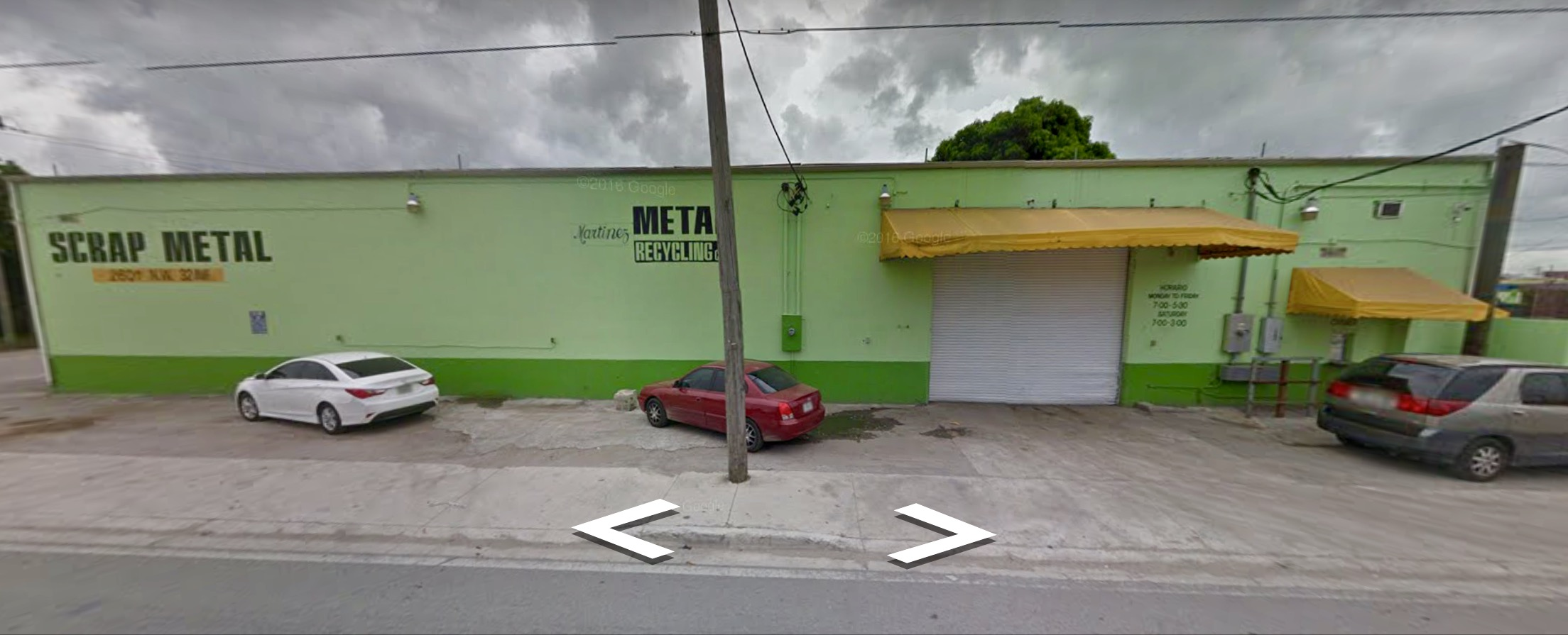 Martinez Metal Recycling 2601 NW 32nd Ave Miami FL 33142