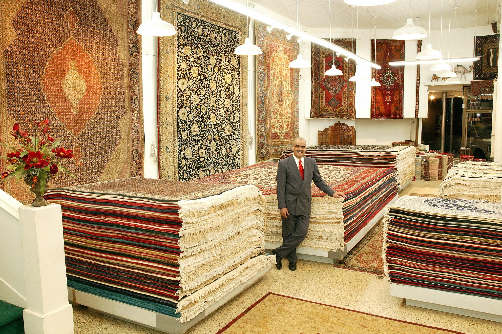 Cyrus Oriental Rug Gallery 20 SE