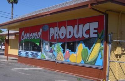 Concord Produce Market - Concord, CA