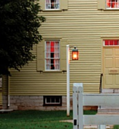 Shaker Village of Pleasant Hill - Harrodsburg, KY