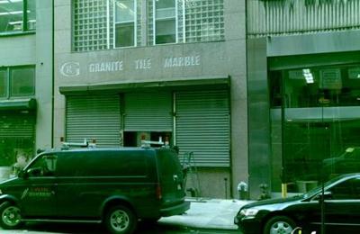 R.G. New York Tile Inc. - New York, NY