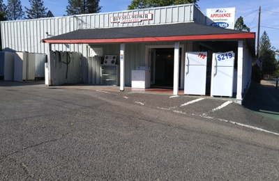 Appliance Resale House - Paradise, CA