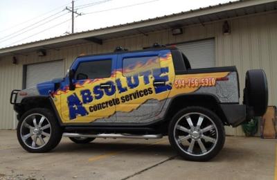 Absolute Concrete Services - New Orleans, LA