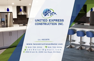 United Express Construction Inc. - Van Nuys, CA