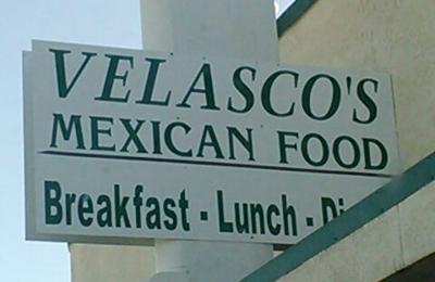 Velasco's Mexican Restaurant - Sanger, CA
