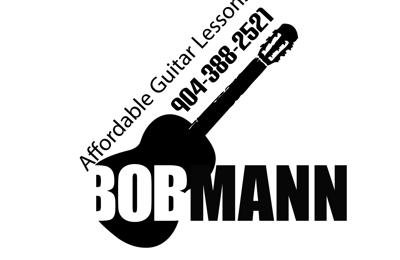 Bob Mann Guitar Voice & Music Lessons - Jacksonville, FL