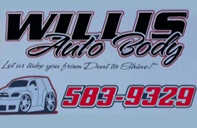 Willis Auto Body - Peosta, IA