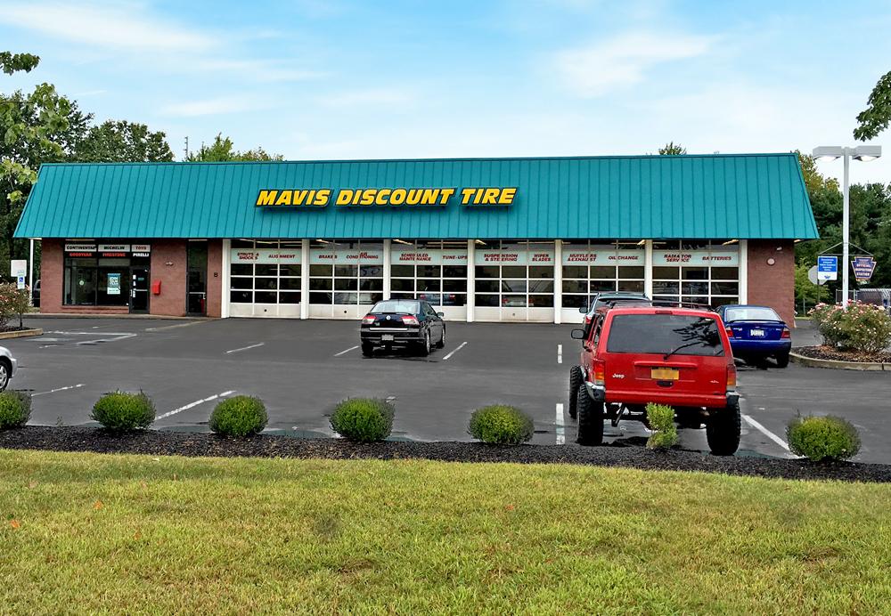 Discount Tire Oil Change >> Mavis Discount Tire 348 N Lewis Rd Royersford Pa 19468
