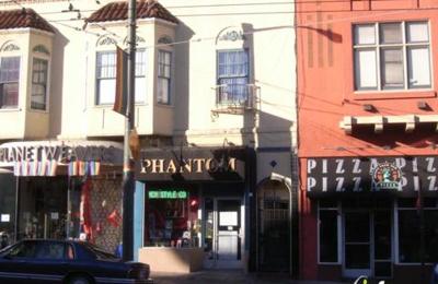 Phantom - San Francisco, CA