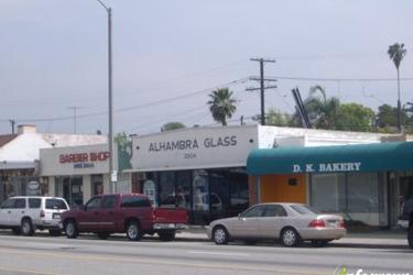 Alhambra Glass Company Inc