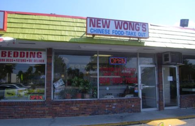 New Wong's Chinese Take-Out Restaurant - Hollywood, FL