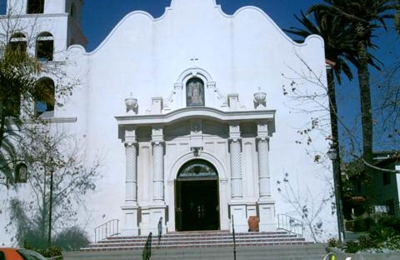 Immaculate Conception Church - San Diego, CA