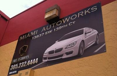 Miami Autoworks - Miami, FL