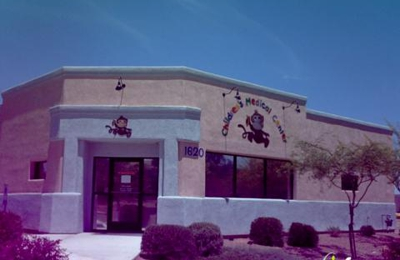 Children's Medical Center Of Tucson 1620 W Commerce Ct