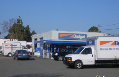 Budget Rent A Car - Mountain View, CA