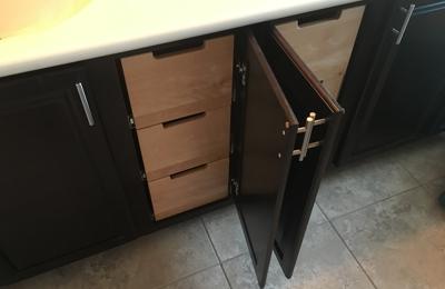 Kitchen Cabinets / Cabinet Repairs / Drawers - Las Vegas, NV. Custom made drawers