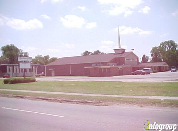 Bellfort Church of Christ - Houston, TX