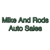 Mike And Rods Auto Sales