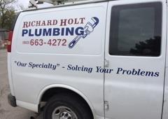 Richard Holt Plumbing Inc. - Longview, TX