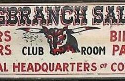 The Longbranch Saloon & Grill - Abilene, TX