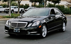 Benz limo corp