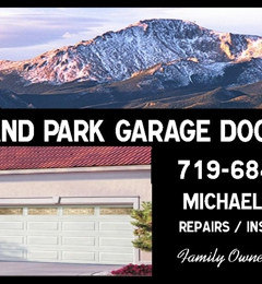 Woodland Park Garage Doors, LLC - Woodland Park, CO