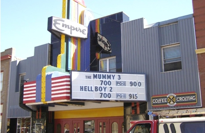 Empire Twin Theatre Information - Livingston, MT