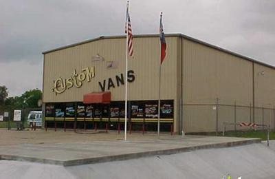 Custom Vans Of Houston, Inc. - Houston, TX