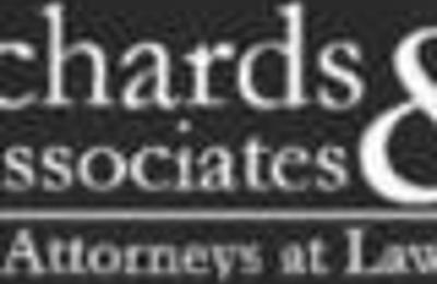 Law Office of Richards & Associates, LLC - Henderson, NV